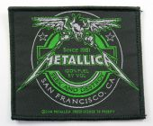 Metallica - 'Seek & Destroy' Woven Patch